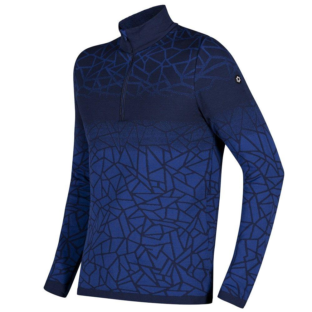 Newland Jackson 1/2-Zip Sweater (Men's) - Blue Royal/Navy