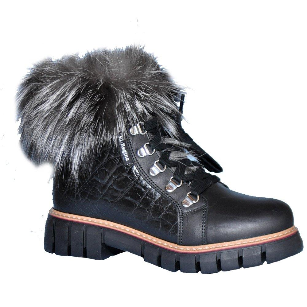 Regina Tessa Winter Boot (Women's) - Black