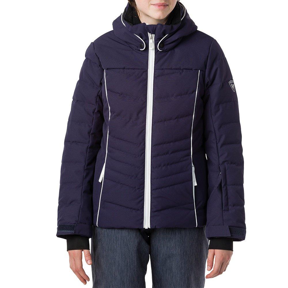 Rossignol Polydown Insulated Ski Jacket (Girls') - Nocturne