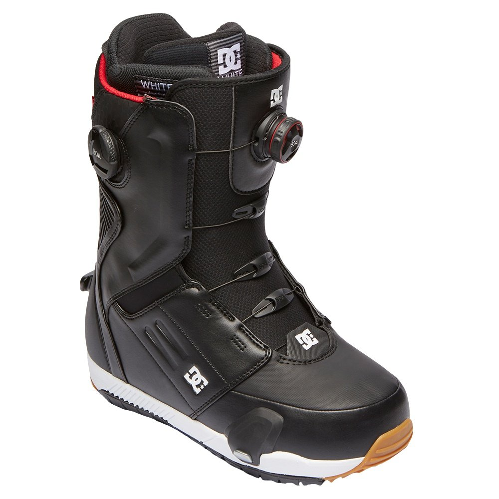 DC Control Step On Snowboard Boot (Men's) - Black/White