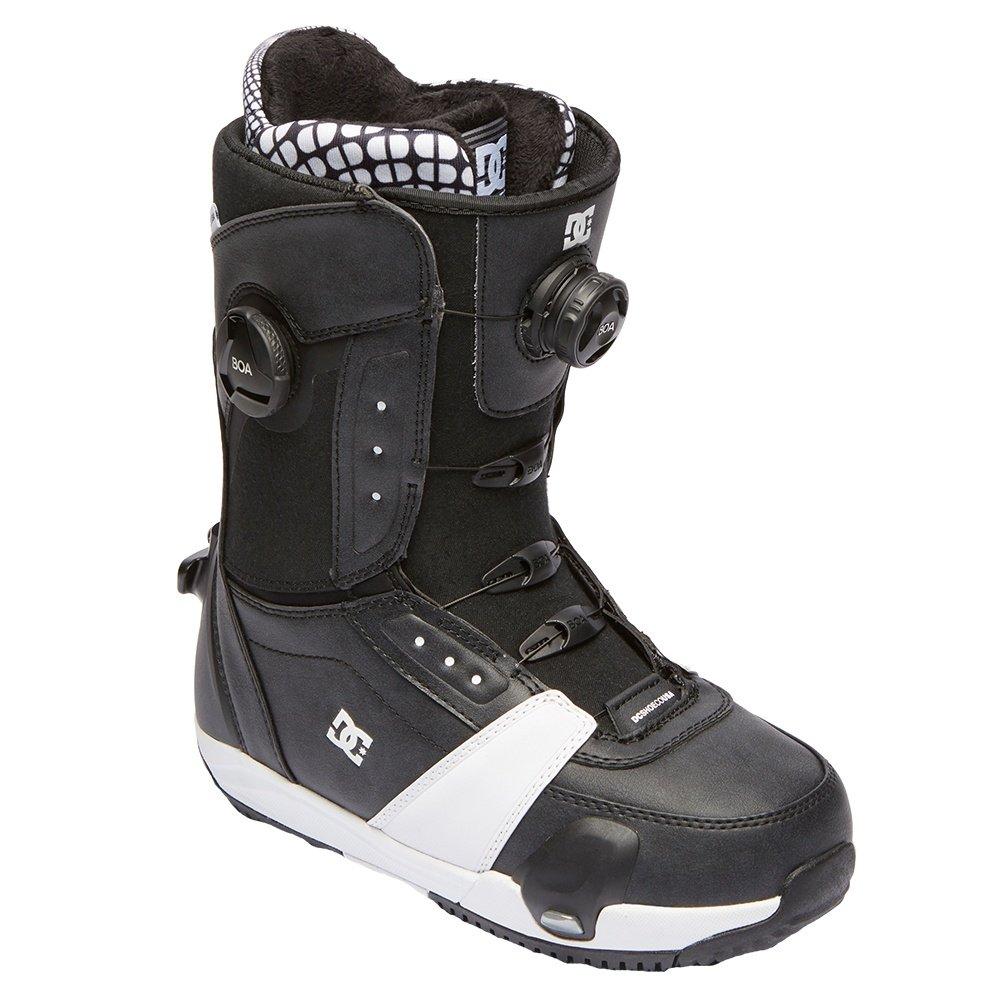 DC Lotus Step On Snowboard Boot (Women's) - Black/White