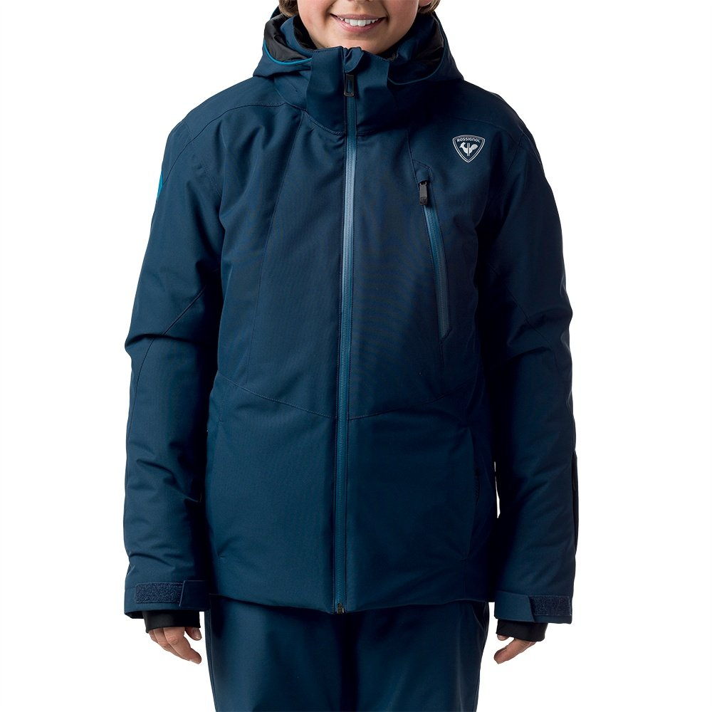 Rossignol Controle Insulated Ski Jacket (Boys') - Dark Navy