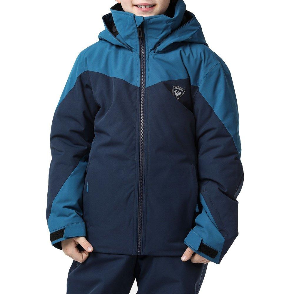 Rossignol Fonction Insulated Ski Jacket (Boys') - Dark Navy