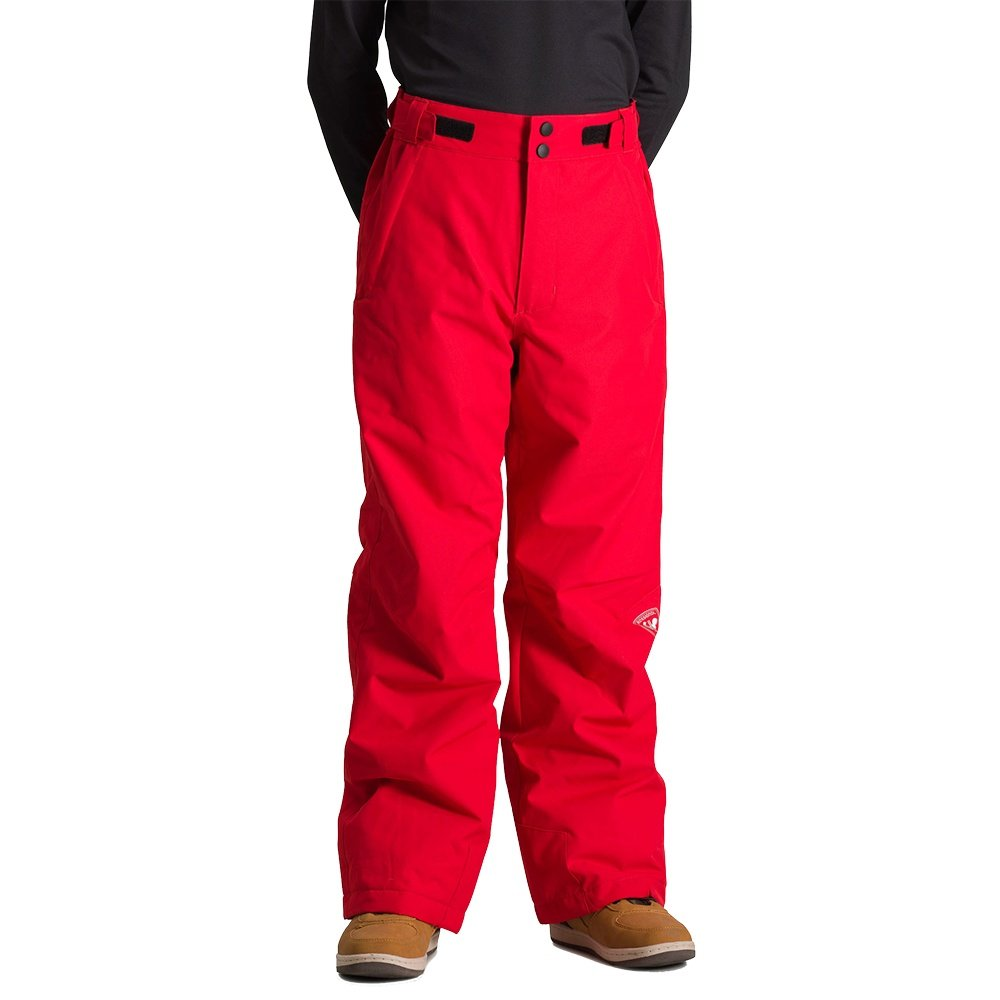 Rossignol Insulated Ski Pant (Boys') - Sports Red