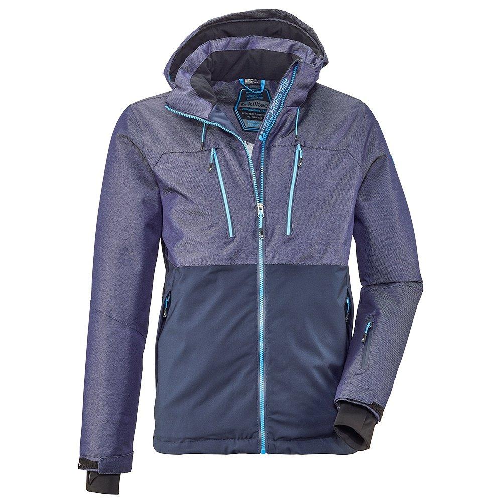 Killtec Combloux A Insulated Ski Jacket (Men's) - Denim