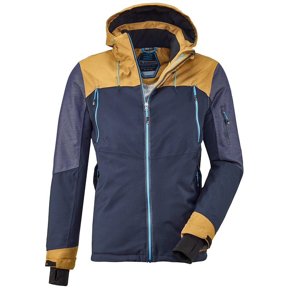 Killtec Combloux B Insulated Ski Jacket (Men's) - Midnight