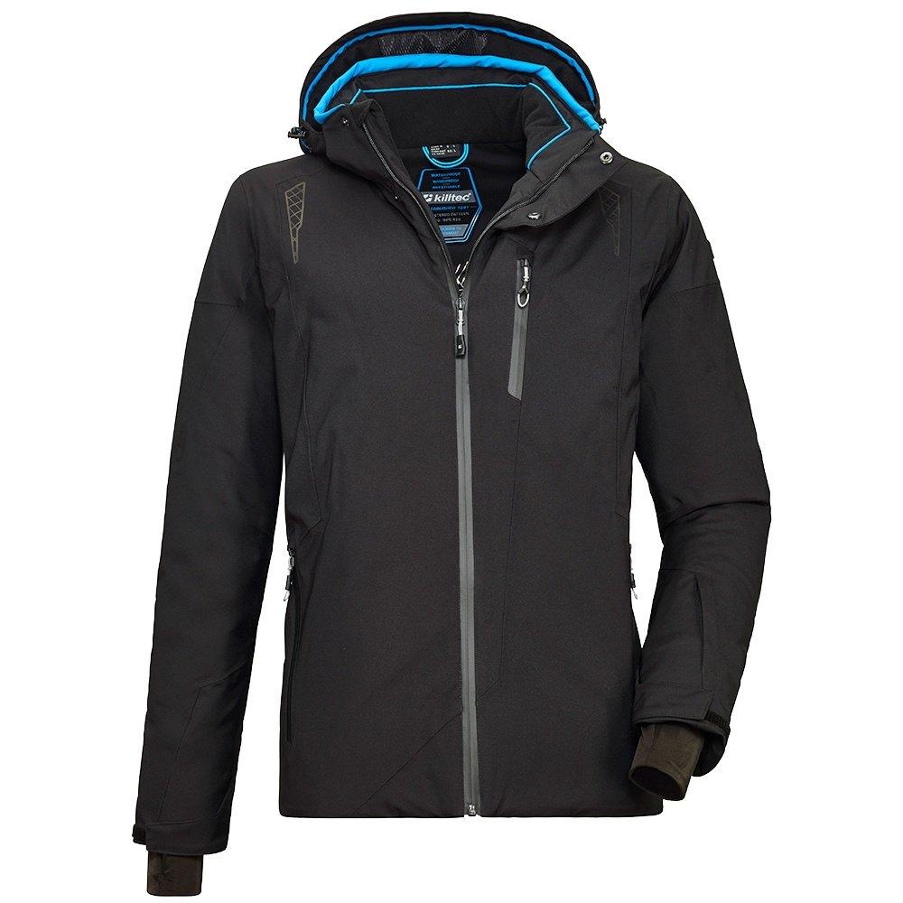 Killtec Cimetta E Insulated Ski Jacket (Men's) - Black