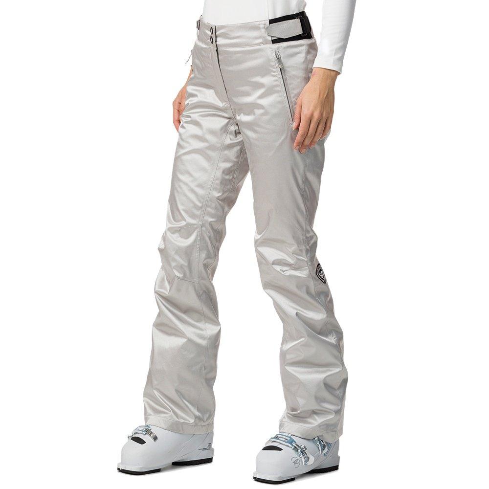 Rossignol Ski Silver Insulated Ski Pant (Women's) - Silver