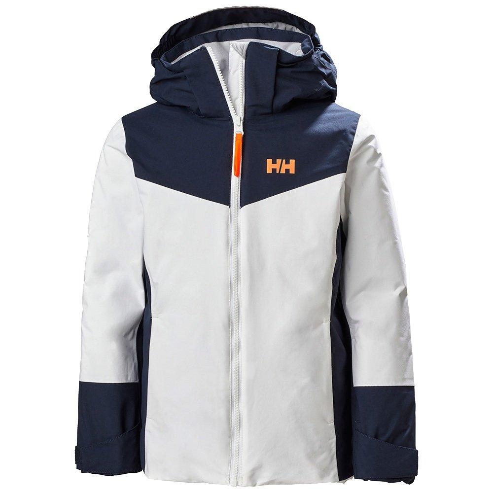 Helly Hansen Divine Insulated Ski Jacket (Girls') - White