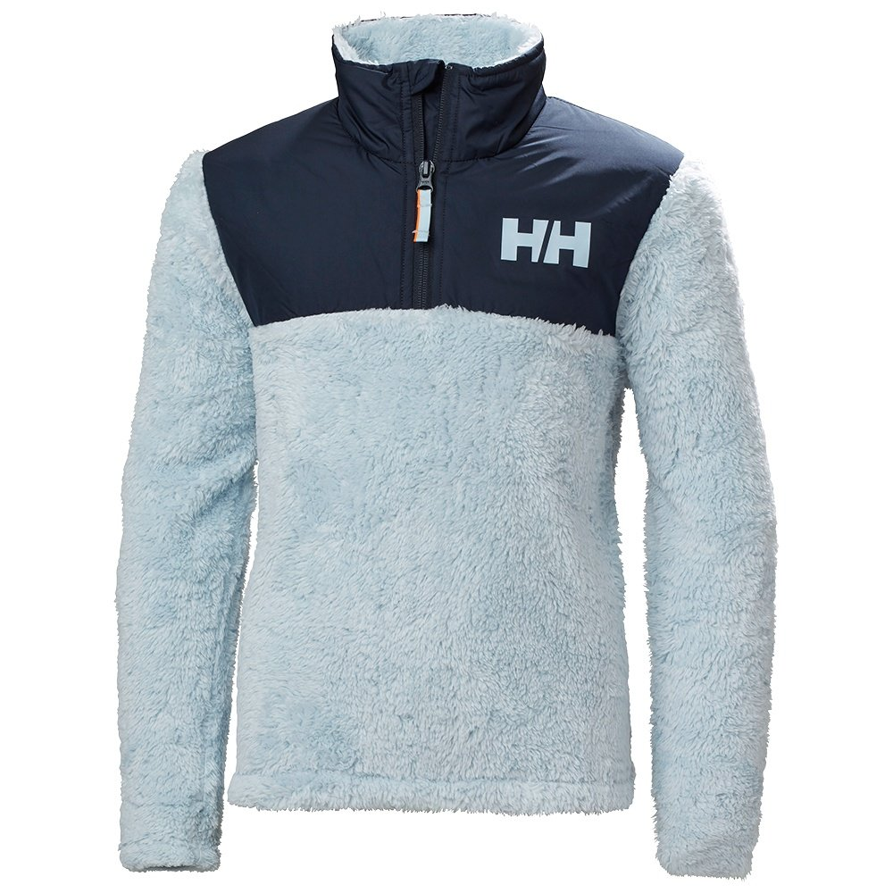 Helly Hansen Champ 1/2-Zip Fleece Midlayer (Kids') - Ice Blue