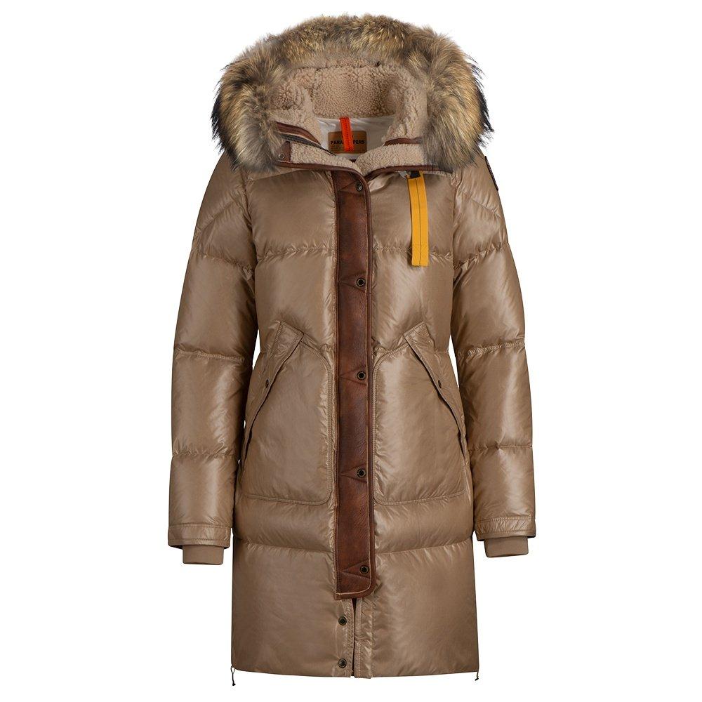 Parajumpers Long Bear Special Down Coat (Women's) - Cappuccino