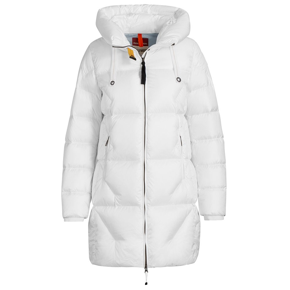 Parajumpers Janet Down Coat (Women's) - Off White