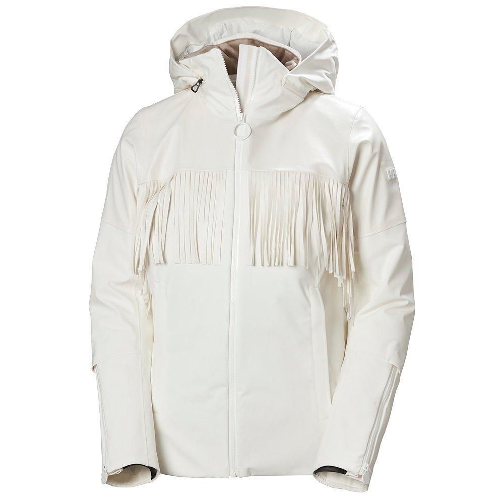 Helly Hansen Sapporo Fringe Stretch Insulated Ski Jacket (Women's) - Snow