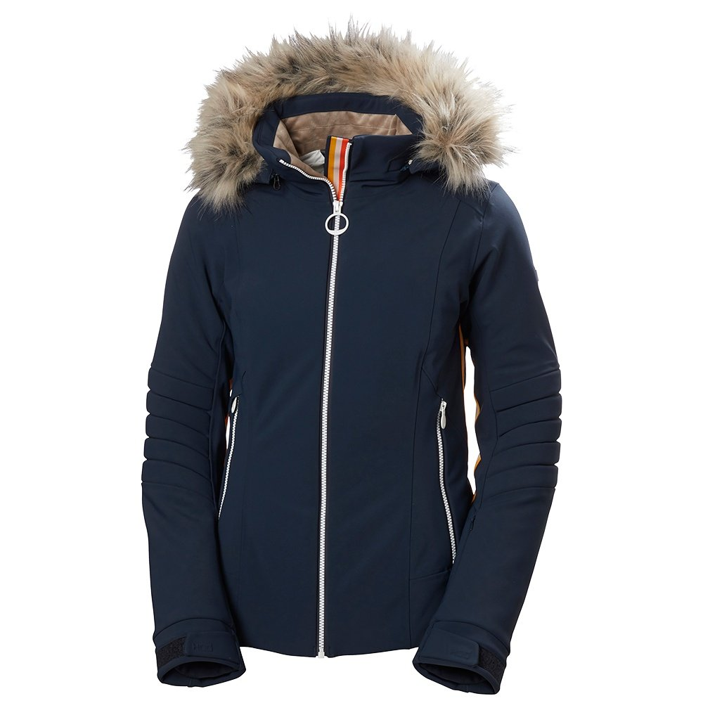 Helly Hansen Cindy Insulated Softshell Jacket (Women's) - Navy