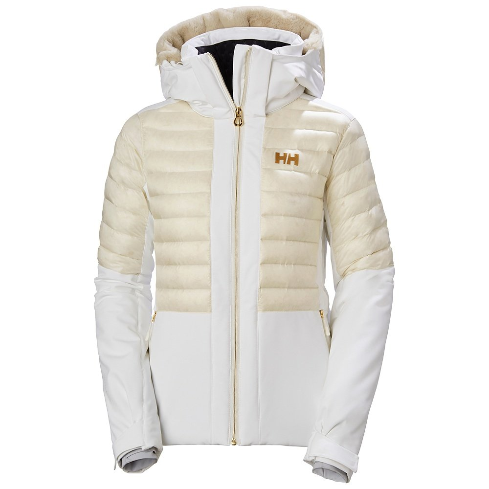Helly Hansen Avanti Insulated Ski Jacket (Women's) - White