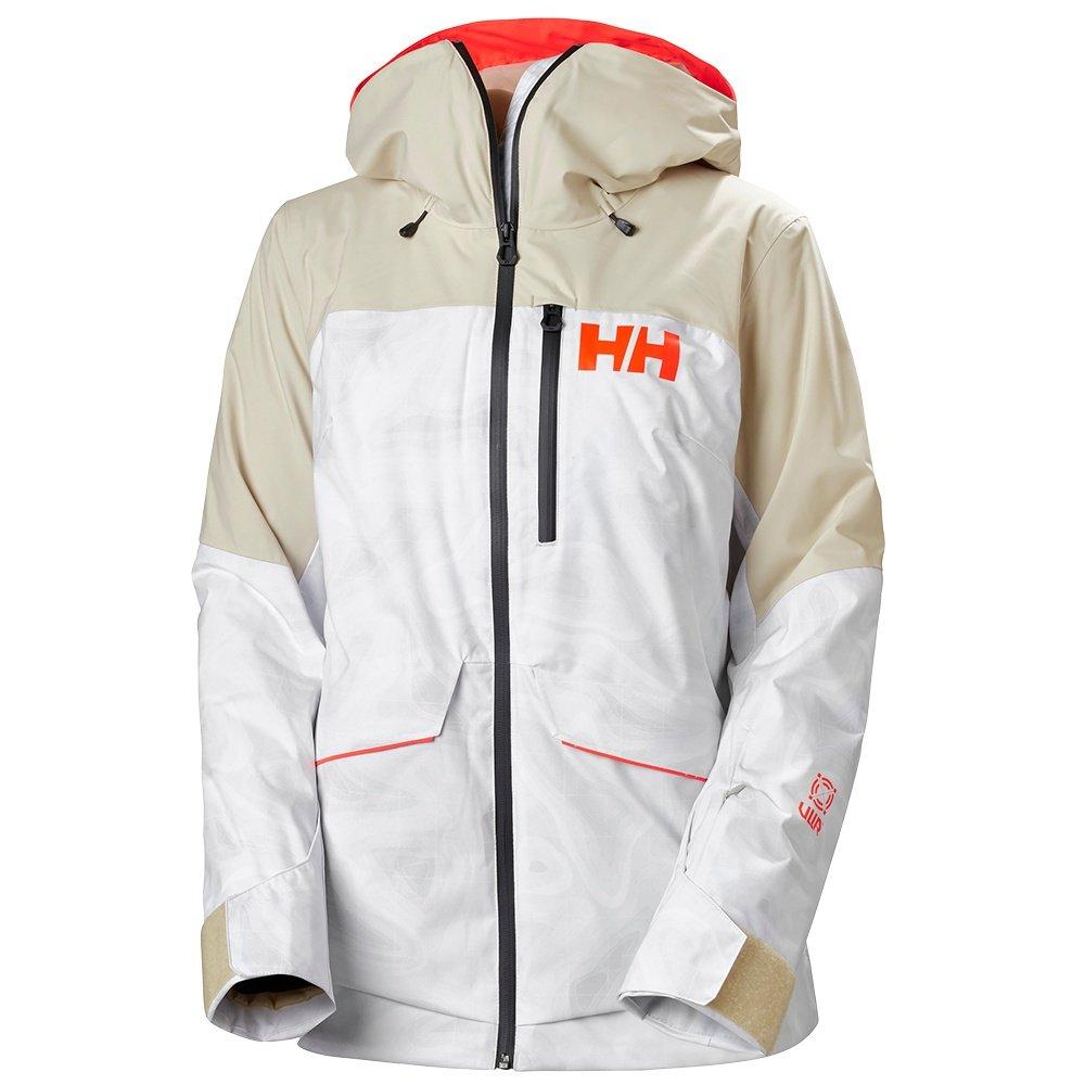 Helly Hansen Powchaser Lifaloft Insulated Ski Jacket (Women's) -
