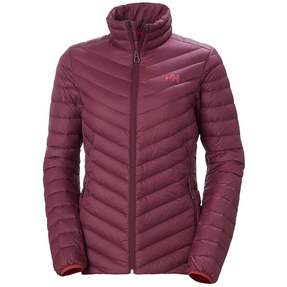 Helly Hansen Verglas Down Insulator Jacket (Women's) - Wild Rose