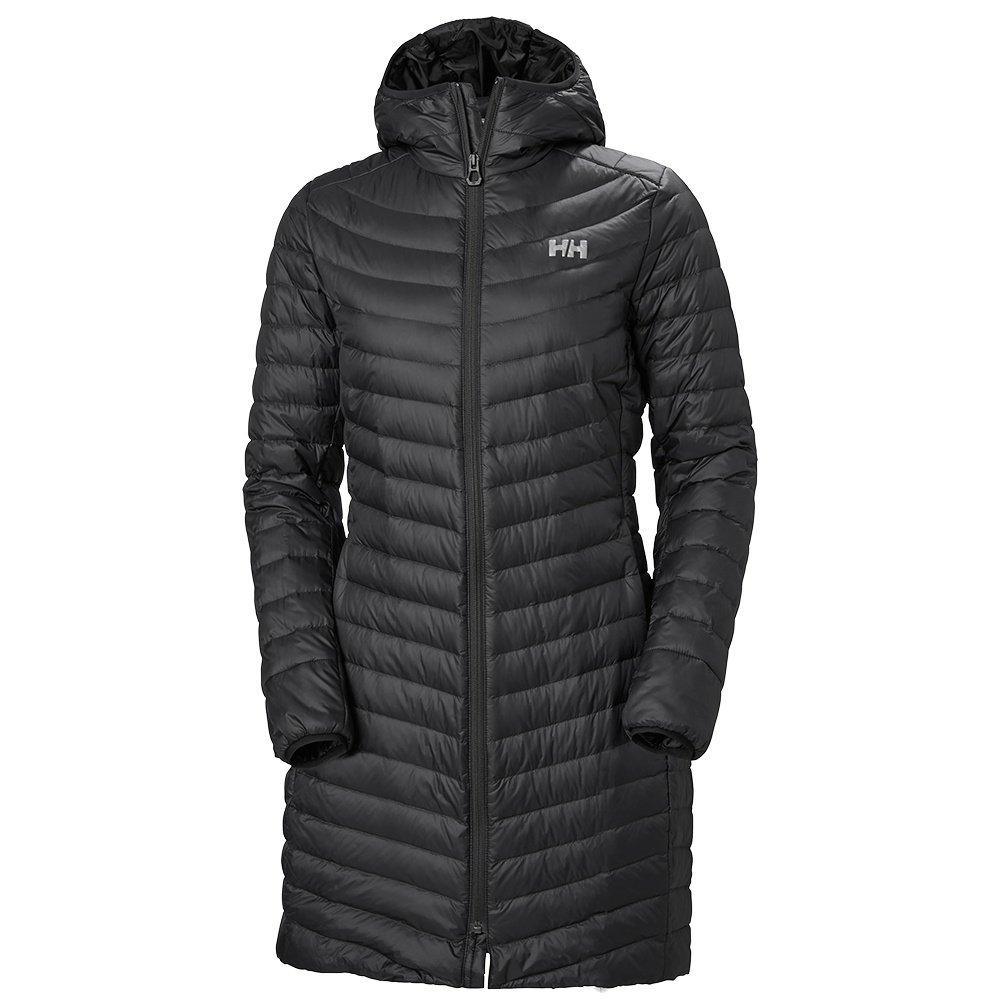 Helly Hansen Verglas Long Down Insulator Jacket (Women's) - HH Black