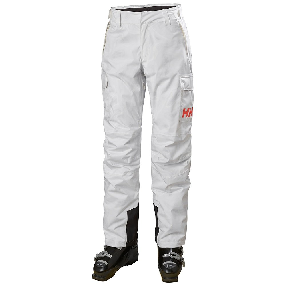 Helly Hansen Switch Cargo Insulated Ski Pant (Women's) - Snow Map