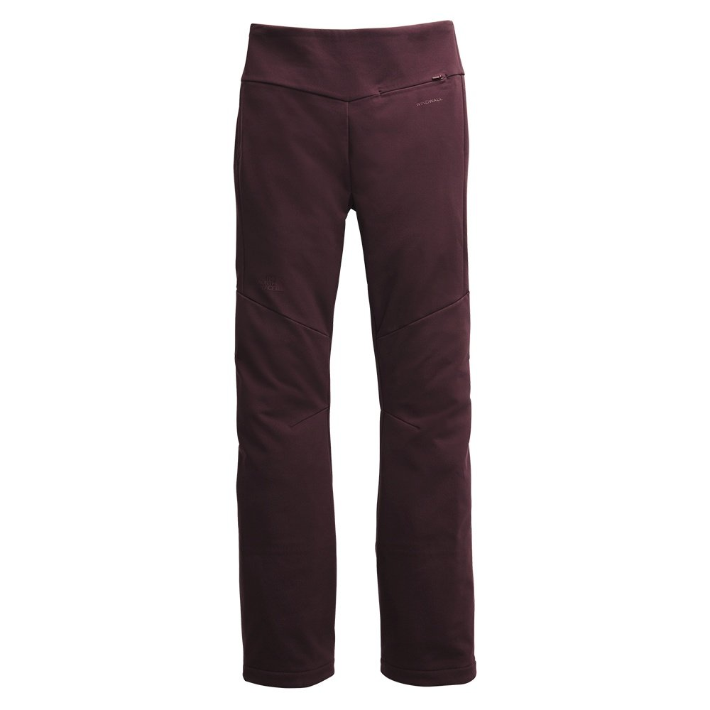 The North Face Snoga Shell Ski Pant (Women's) - Root Brown