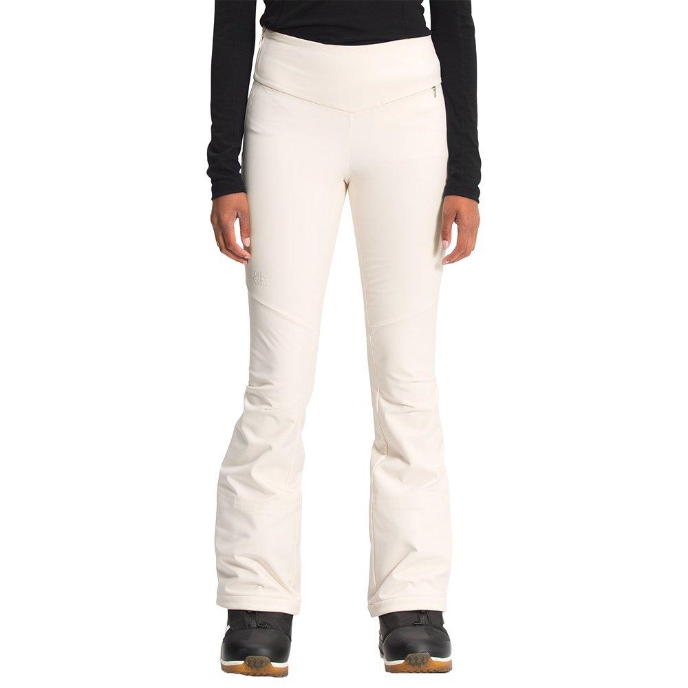 The North Face Snoga Shell Ski Pant (Women's) - Gardenia White