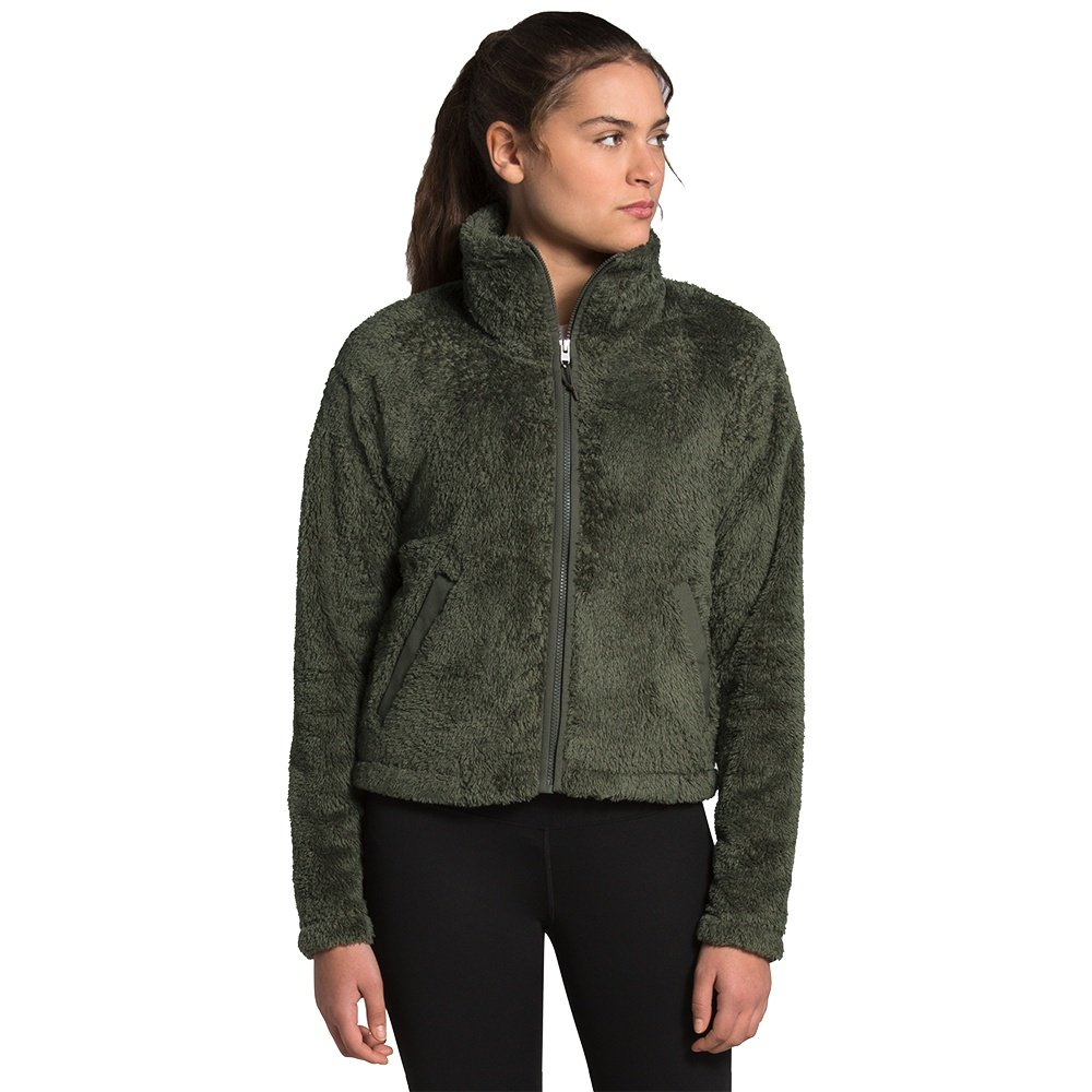 The North Face Flurry Fleece 2.0 Jacket (Women's) - New Taupe Green