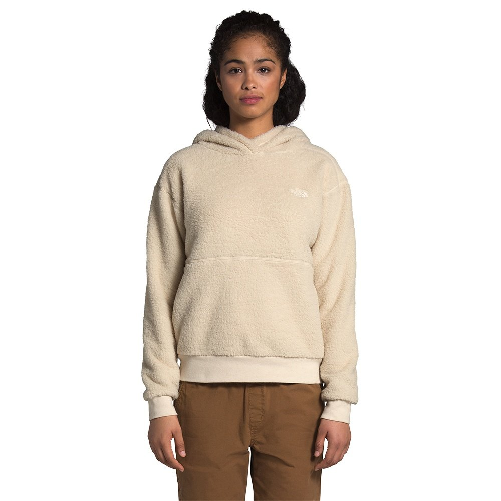 The North Face Sherpa Pullover Hoodie (Women's) - Bleached Sand