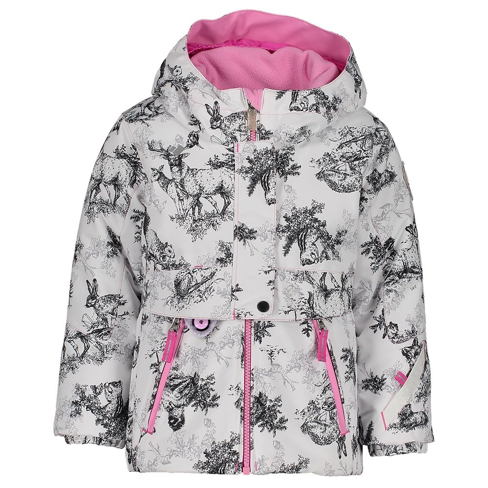 Obermeyer Stormy Insulated Ski Jacket (Little Girls') - Little Ones