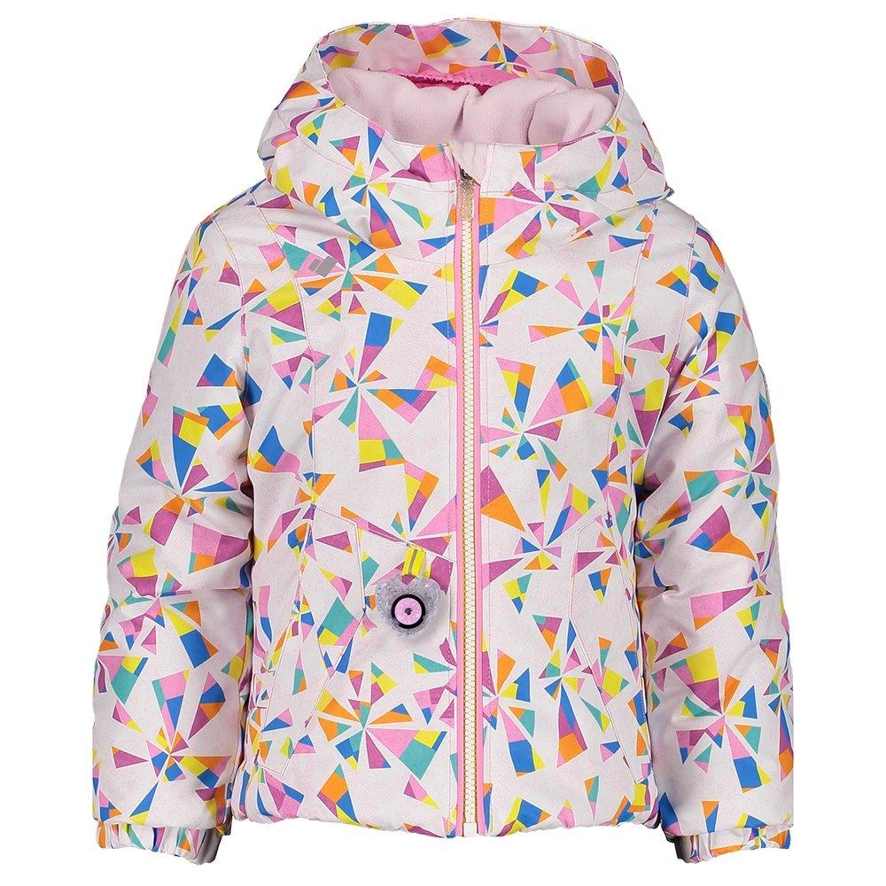 Obermeyer Iris Insulated Ski Jacket (Little Girls') - Cartwheel