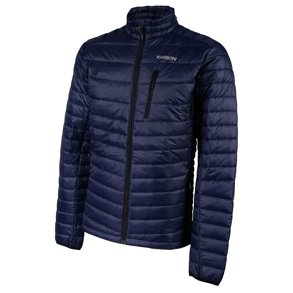 Karbon Quest II Full-Zip Insulator (Men's) - Navy/Black