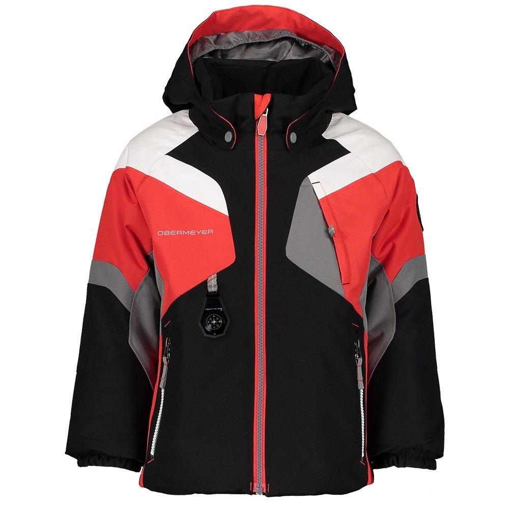Obermeyer Altair Insulated Ski Jacket (Little Boys') - Red