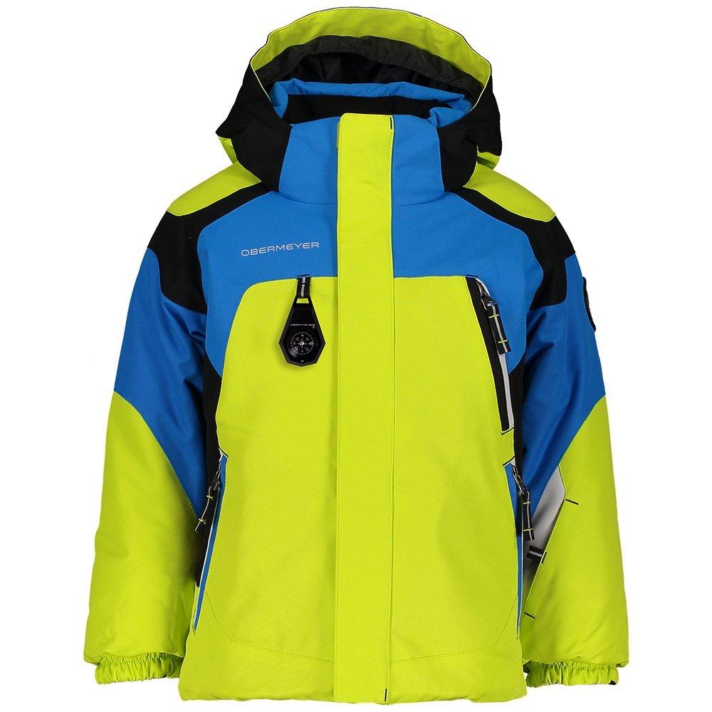 Obermeyer Boldie Insulated Ski Jacket (Little Boys') - Limelight