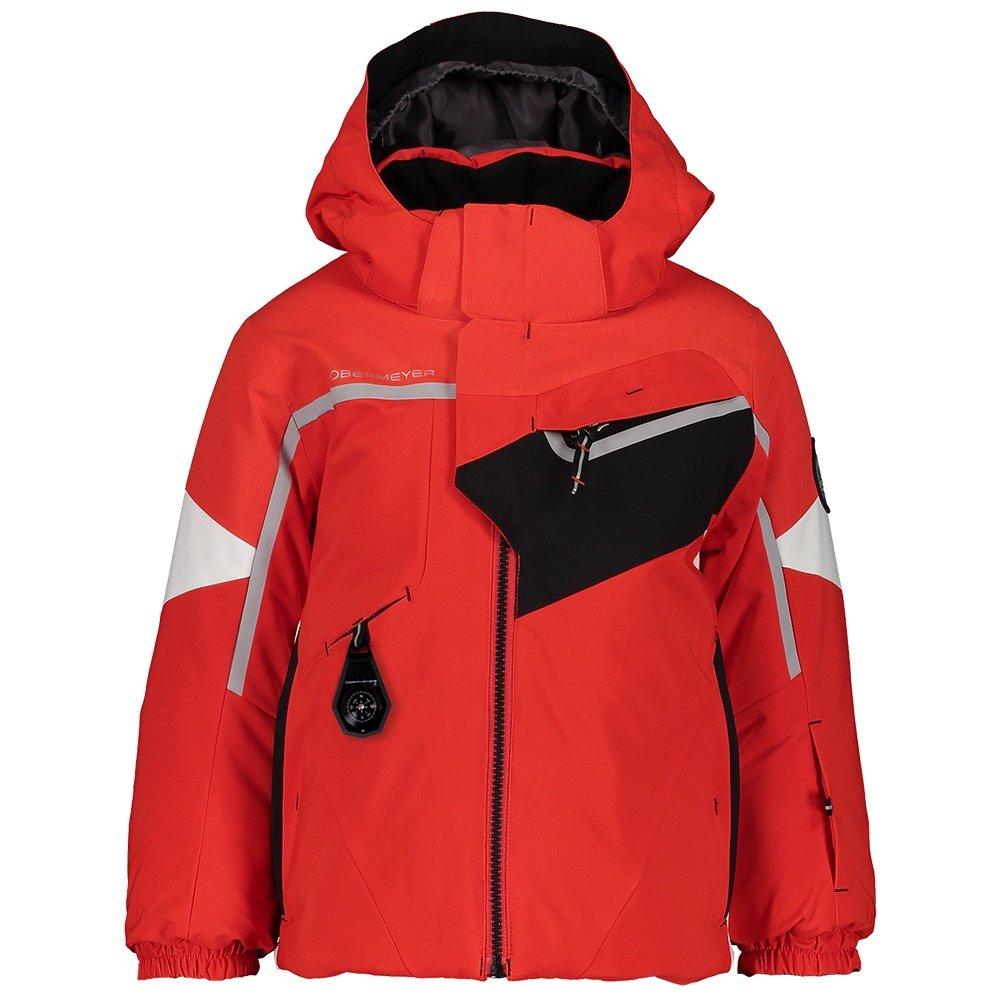 Obermeyer Formation Insulated Ski Jacket (Little Boys') - Red