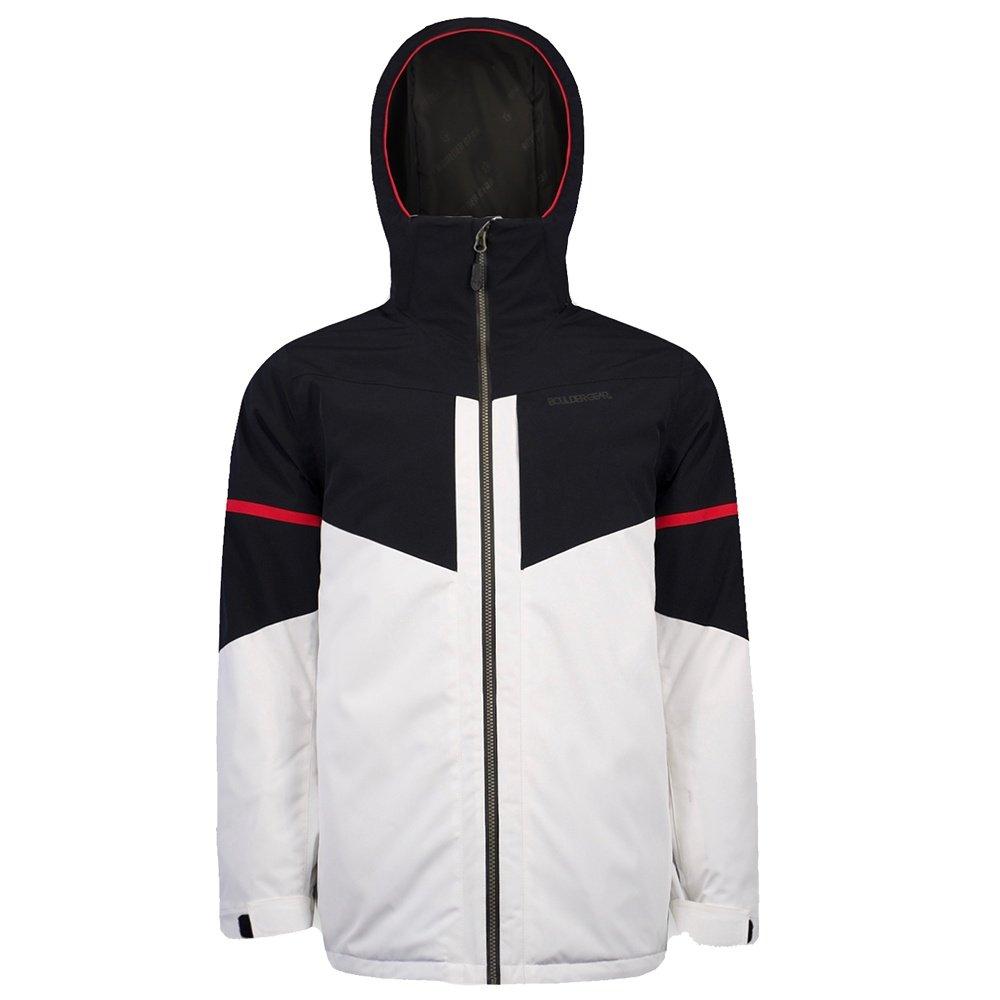 Boulder Gear Atlas Tech Insulated Ski Jacket (Men's) - White