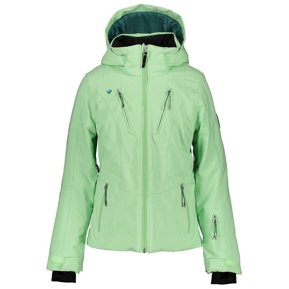 Obermeyer Leia Insulated Ski Jacket (Girls') - Neo Mint