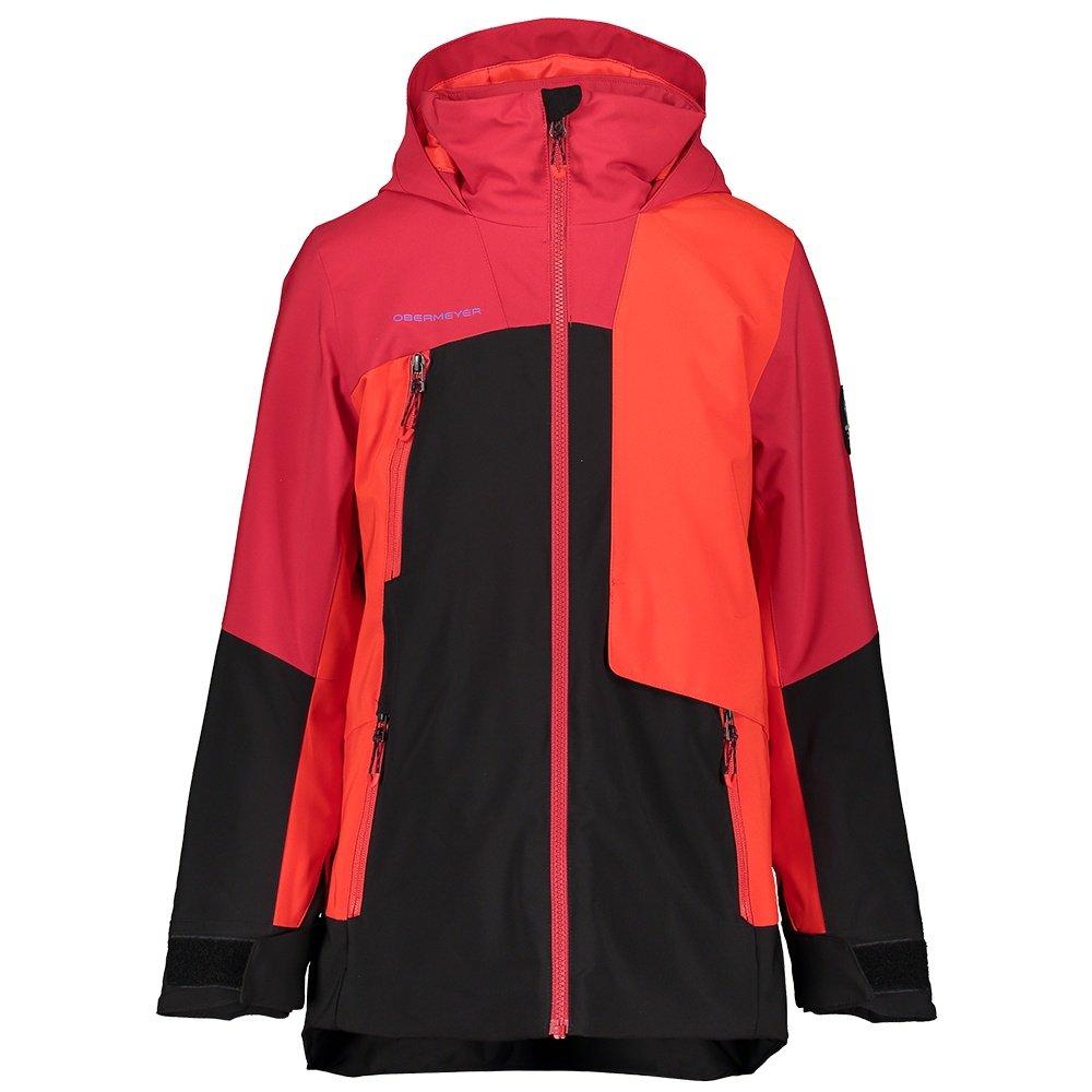 Obermeyer Axel Insulated Ski Jacket (Boys') - Red