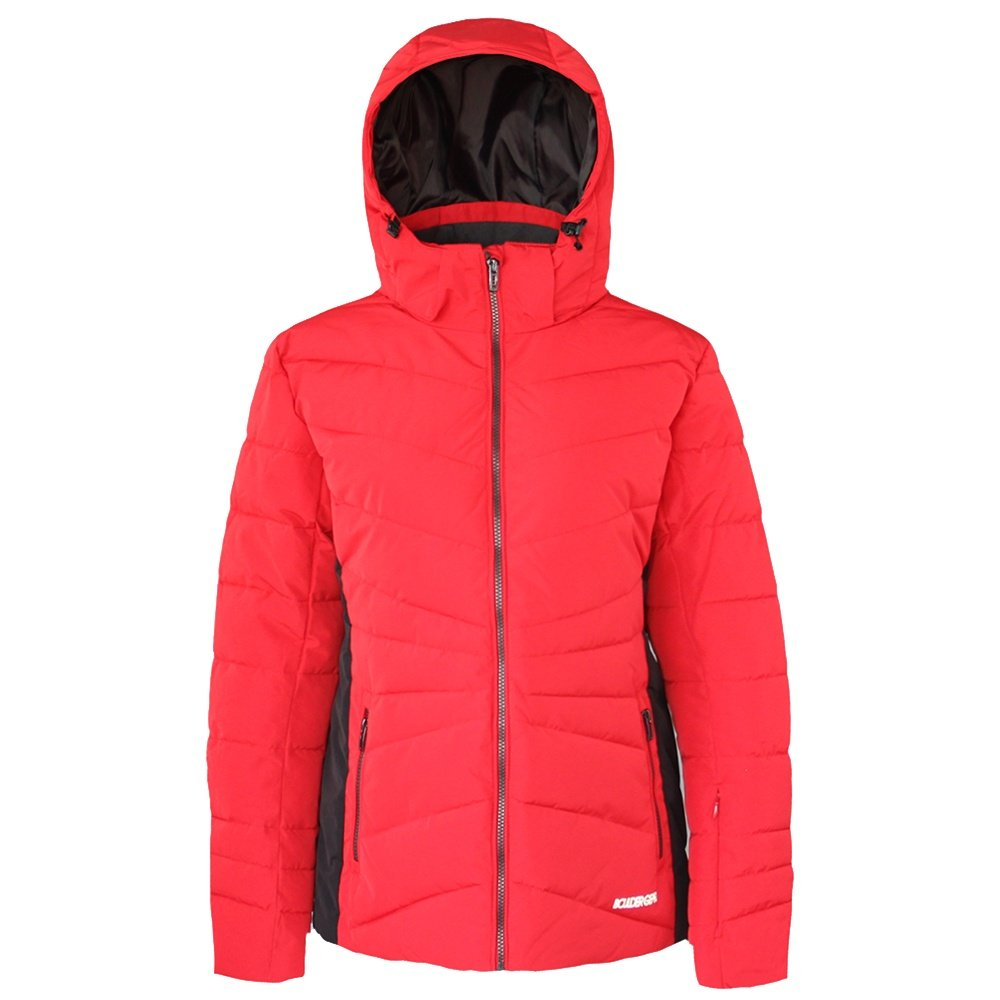 Boulder Gear Swank Insulated Ski Jacket (Women's) - Crimson Red