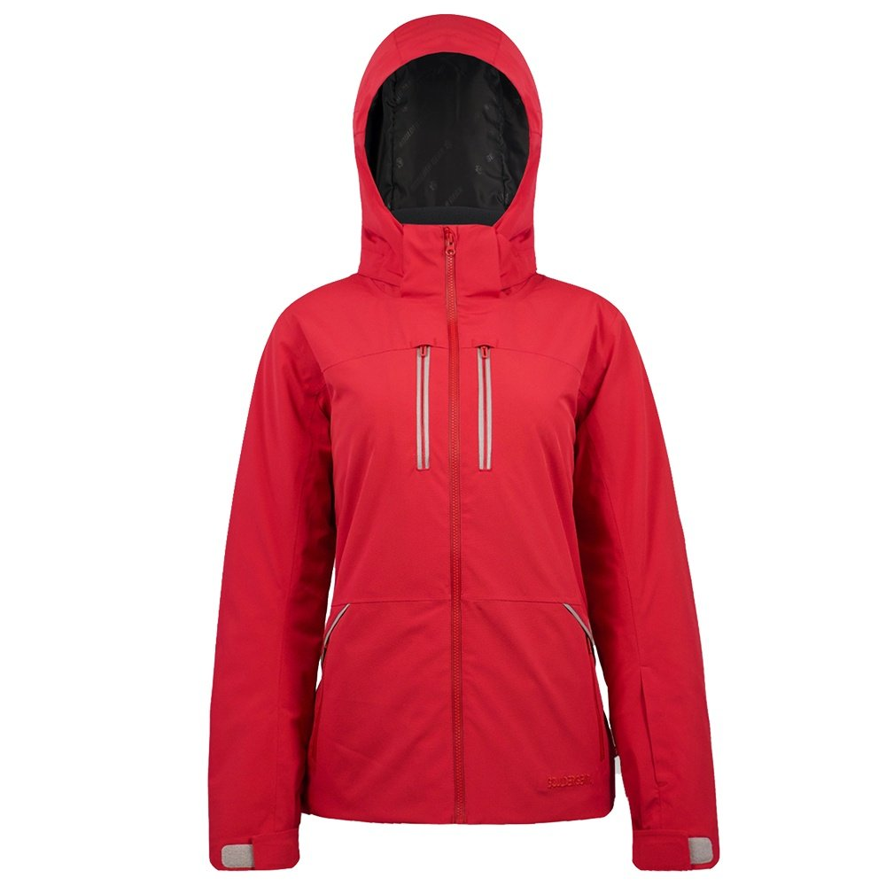 Boulder Gear Sublime Tech Insulated Ski Jacket (Women's) - Crimson Red