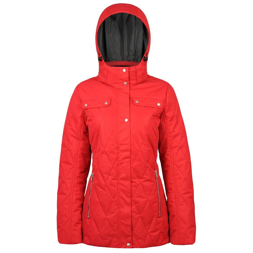 Boulder Gear Alicia Insulated Ski Jacket (Women's) - Crimson Red