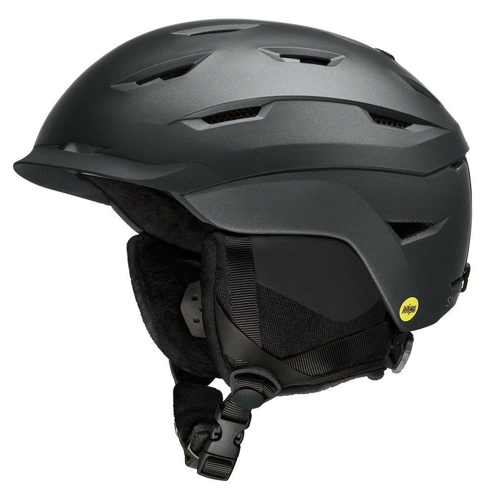Smith Liberty MIPS Helmet (Women's) - Matte Black Pearl