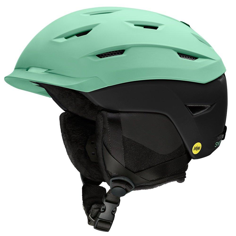 Smith Liberty MIPS Helmet (Women's) - Matte Bermuda/Black