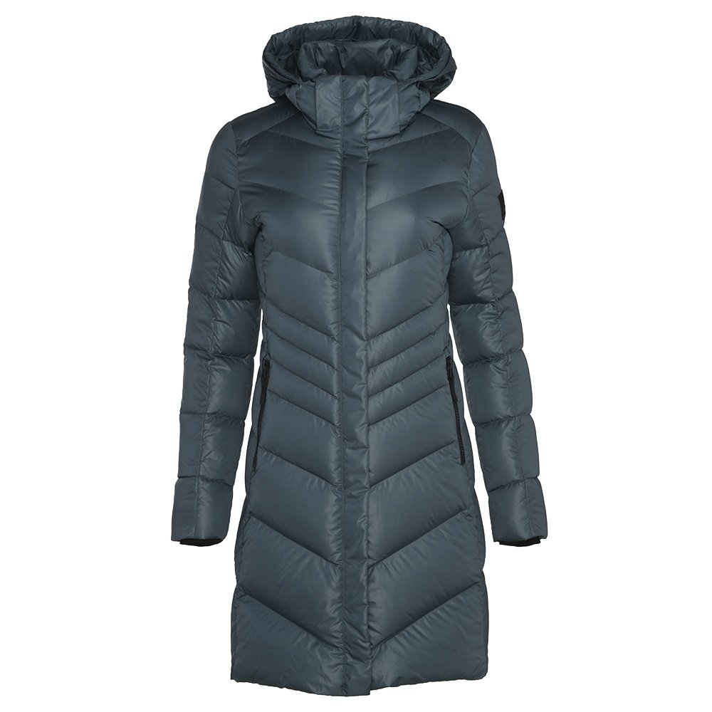 Bogner Fire + Ice Kiara2-D Down Coat (Women's) - Dark Grey