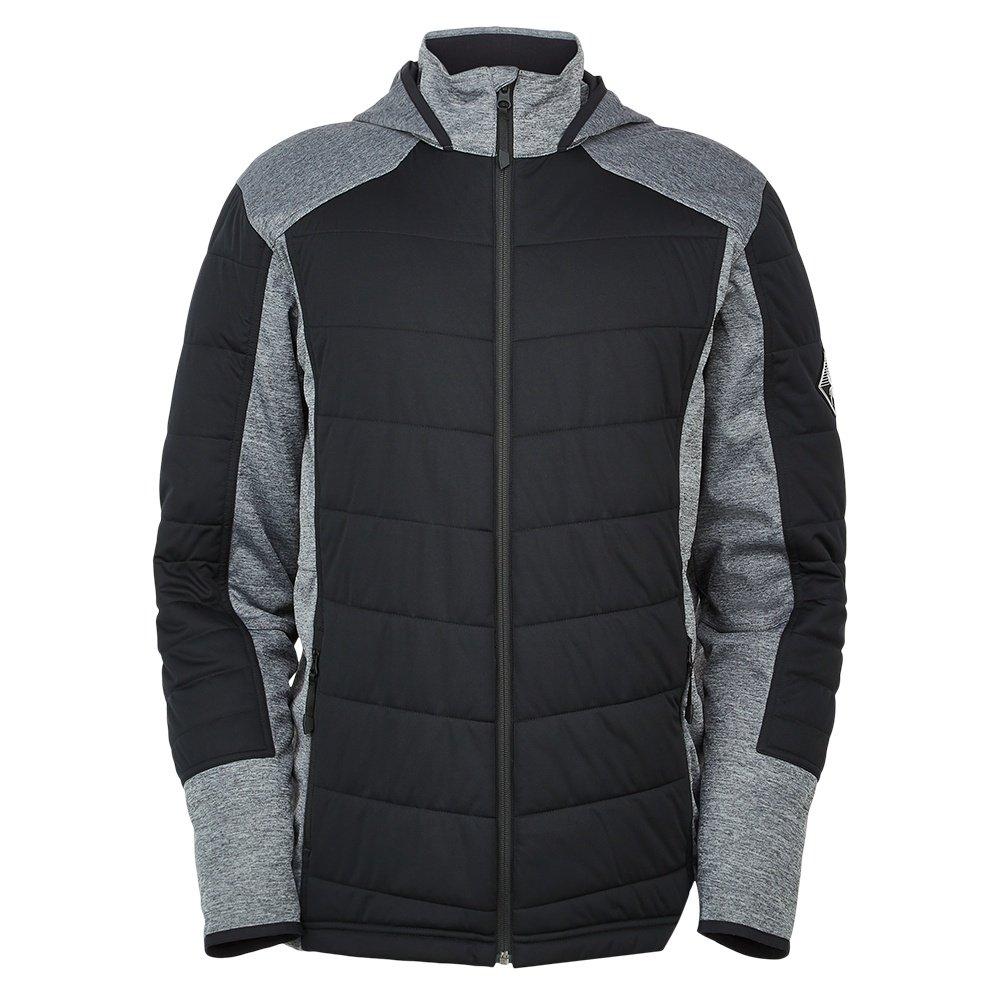 Spyder Transit GORE-TEX Infinium Hybrid Insulator Jacket (Men's) - Black