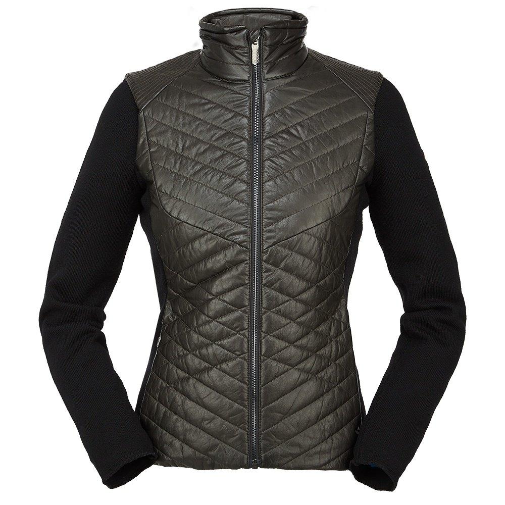 Spyder Novel Hybrid GORE-TEX Infinium Sweater (Women's) - Black