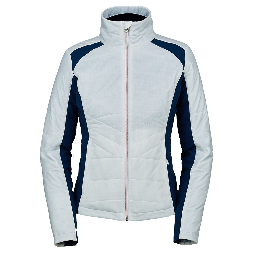 Spyder Glissade Hybrid Insulator Jacket (Women's) - White