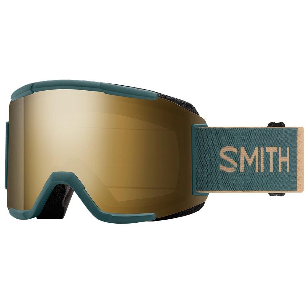 Smith Squad Goggle (Men's) - Spruce/Safari