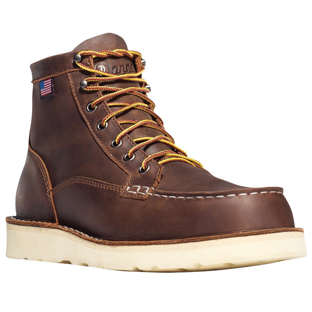 Danner Bull Run Moc Toe Boot (Men's) - Brown