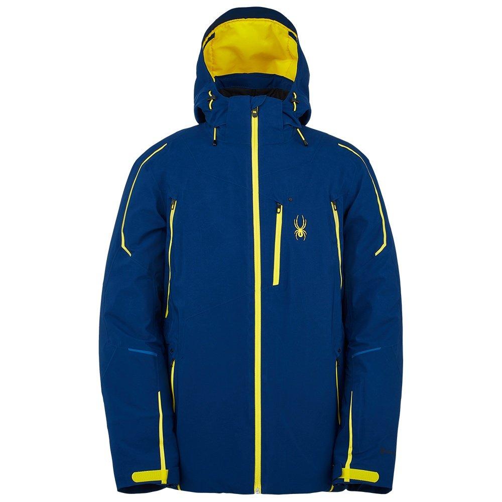 Spyder Leader GORE-TEX Insulated Ski Jacket (Men's) - Abyss