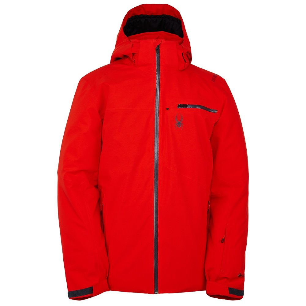 Spyder Tripoint GORE-TEX Insulated Ski Jacket (Men's) - Volcano