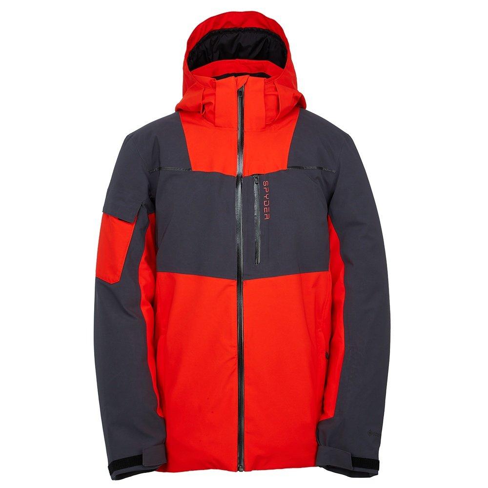 Spyder Champers GORE-TEX Insulated Ski Jacket (Men's) - Volcano